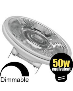 Osram LED AR111 9.5w (=50w) 24° 930 DIM
