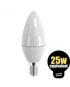 LED Candle 4w (=25w) SES