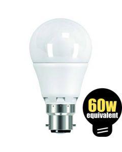 LED GLS 9w (=60w) BC