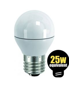 LED Golfball 4w (=25w) ES