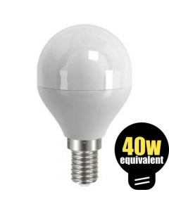 LED Golfball 6w (=40w) SES