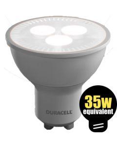 LED GU10 3.8w (=35w)