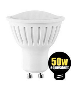 LED GU10 5w (=50w) Warm White