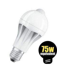 Osram LED GLS Motion Sensor 11.5w (=75w) ES
