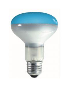 R80 40w ES Blue