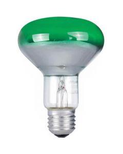 R80 60w ES green