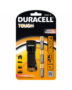 Duracell LED Tough Torch (Compact)